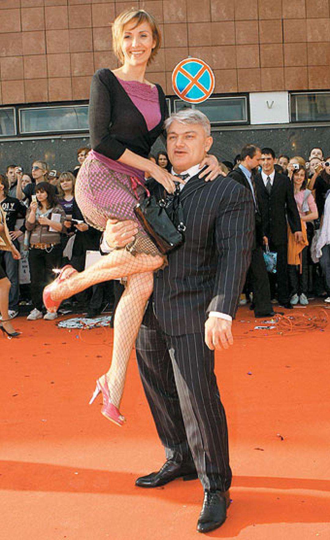 Жена Владимира Турчинского — Ирина Турчинская фото