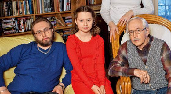 Биография и личная жизнь Василия Ливанова фото