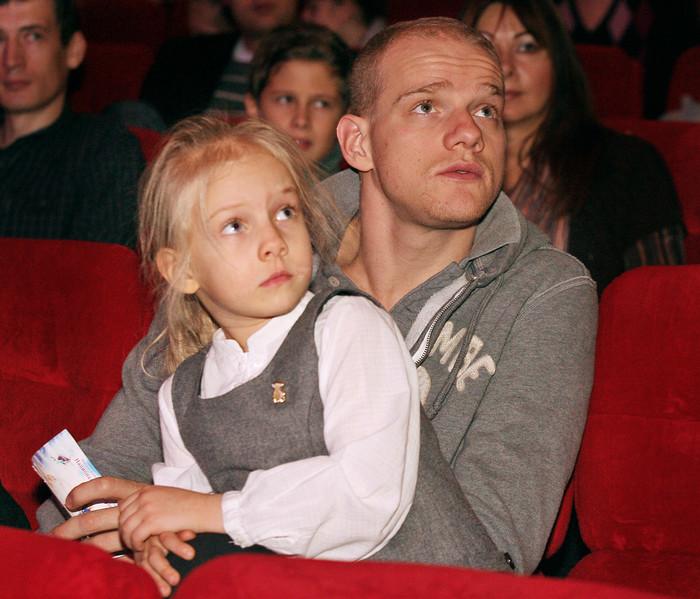 Дочь Юрия Колокольникова — Таисия фото