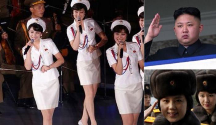 Дочери Ким Чен Ына фото