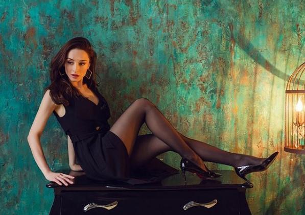 Фото Юлии Майборода для журнала «Максим» фото