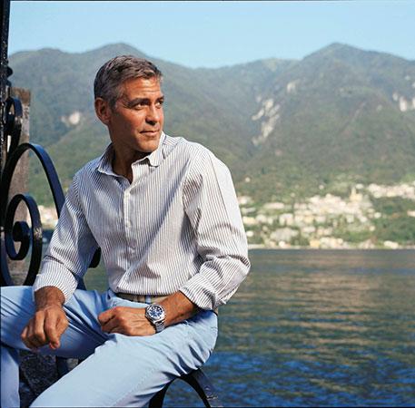 Инстаграм и Википедия Джорджа Клуни фото