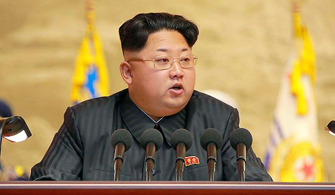 Рост, вес, возраст. Сколько лет Ким Чен Ыну фото