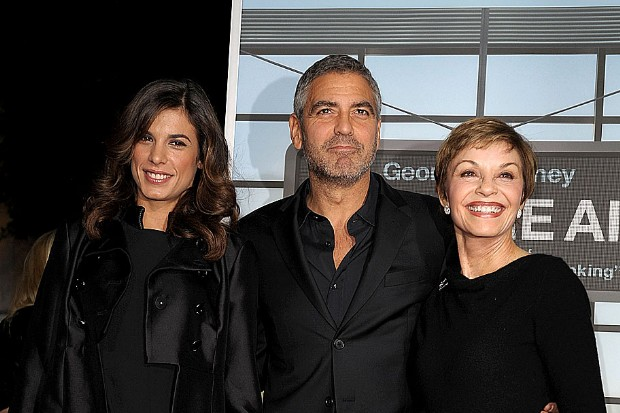 Семья и дети Джорджа Клуни фото