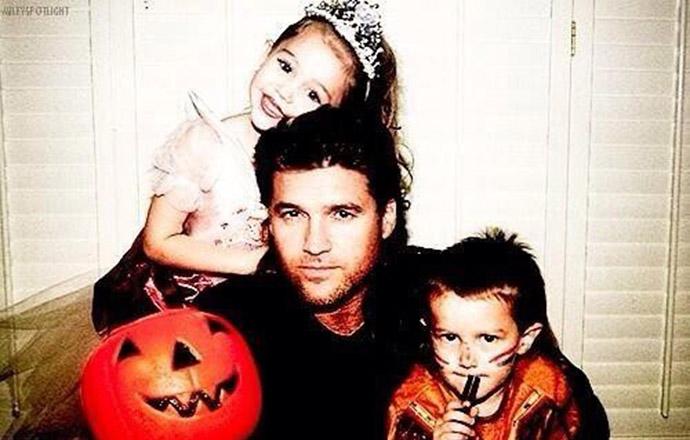 Семья и дети Майли Сайрус фото