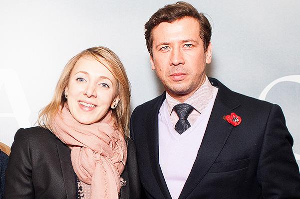 Жена Андрея Мерзликина – Анна Мерзликина (Осокина) фото