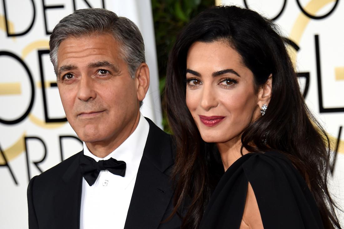 Жена Джорджа Клуни – Амаль Аламуддин фото