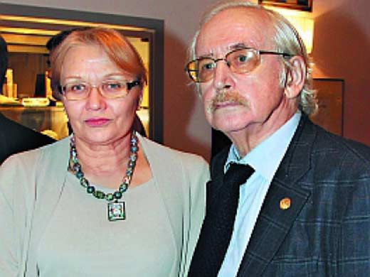 Жена Василия Ливанова - Елена Артемьевна Ливанова фото