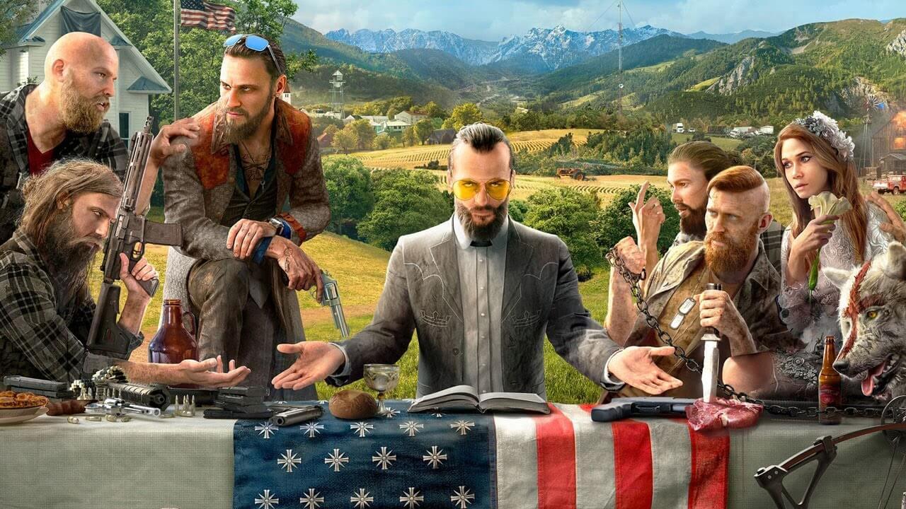 Где и как можно скачать Far Cry 5 (платно и бесплатно) фото