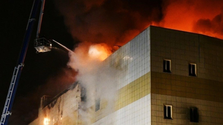 СМИ знают точное число жертв в Кемерово ТЦ «Зимняя вишня» фото
