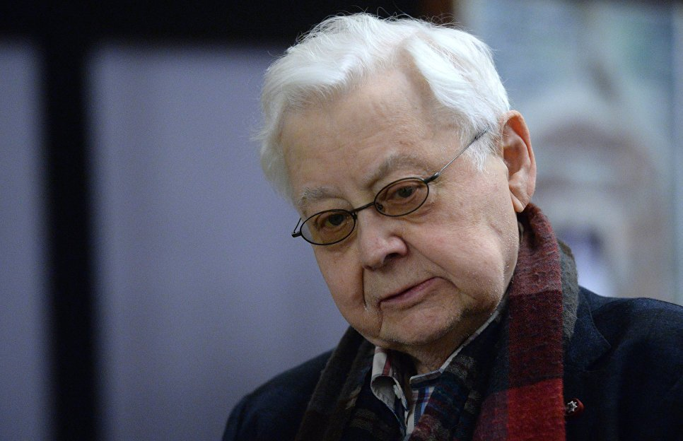 Умер Олег Табаков. Причина смерти актера фото