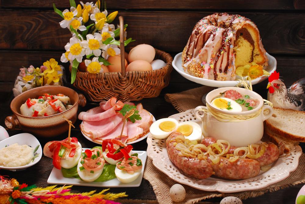 Что можно приготовить на Пасху Какие блюда приготовить фото