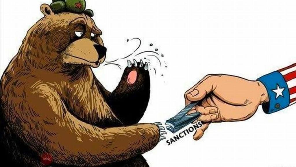 Какие санкции ввели США против России последние новости фото
