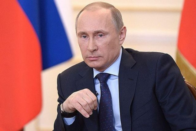 Ожидается масштабная амнистия Путина после инаугурации 07.05.2018 фото