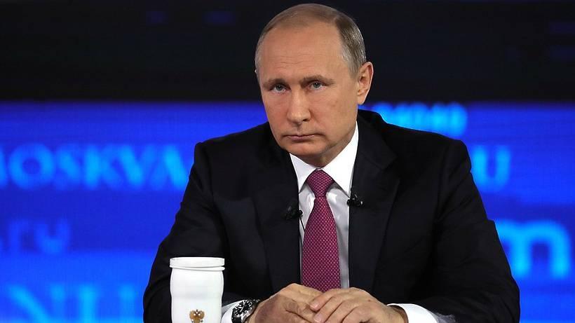 Что сказал сегодня Путин о пенсионной реформе фото