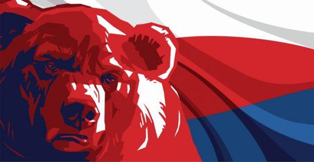Черный медведь стал символом российского футбола