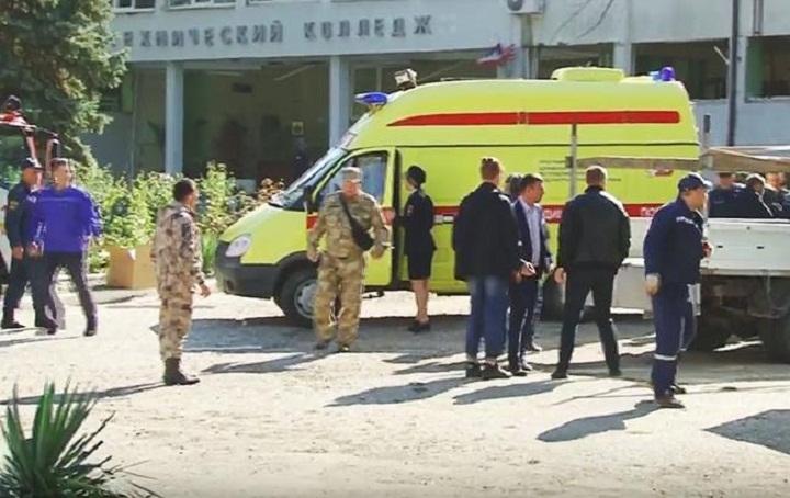Последние новости о теракте в Керчи - подробности на 17.10.2018 фото