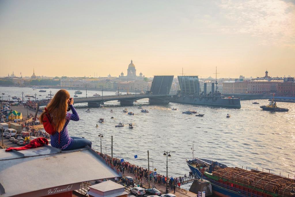 Куда сходить с девушкой в Санкт-Петербурге