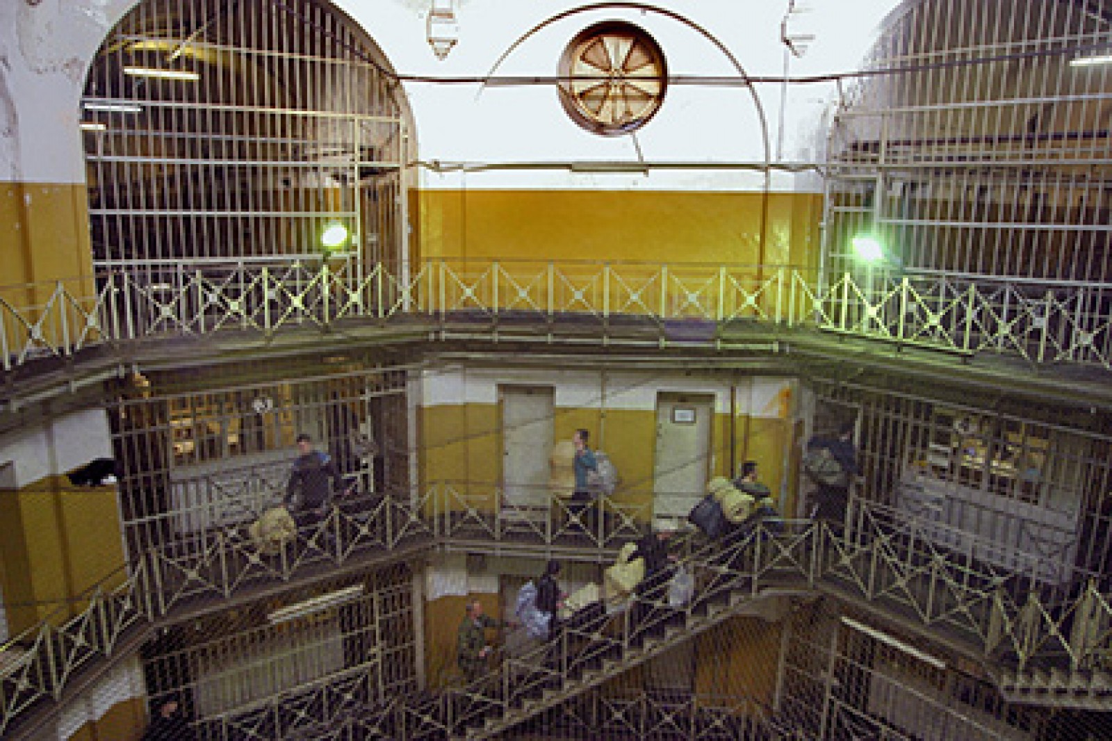 Новая тюрьма Кресты заработает в 2019 году