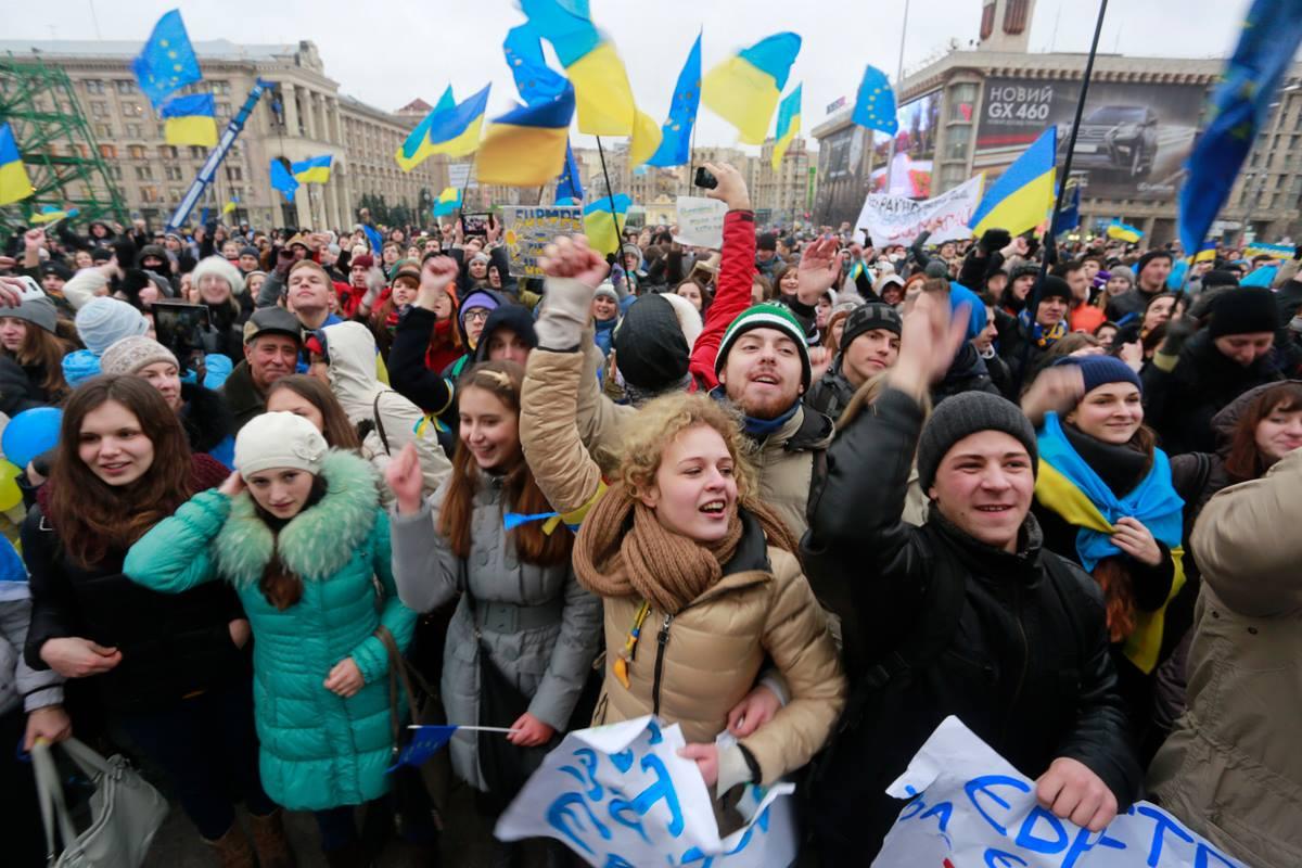 Что думает народ Украины о предстоящих выборах фото