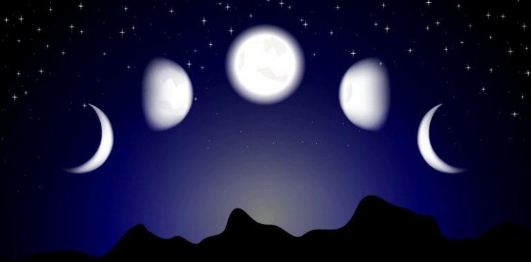 Фазы Луны на апрель 2019 года фото