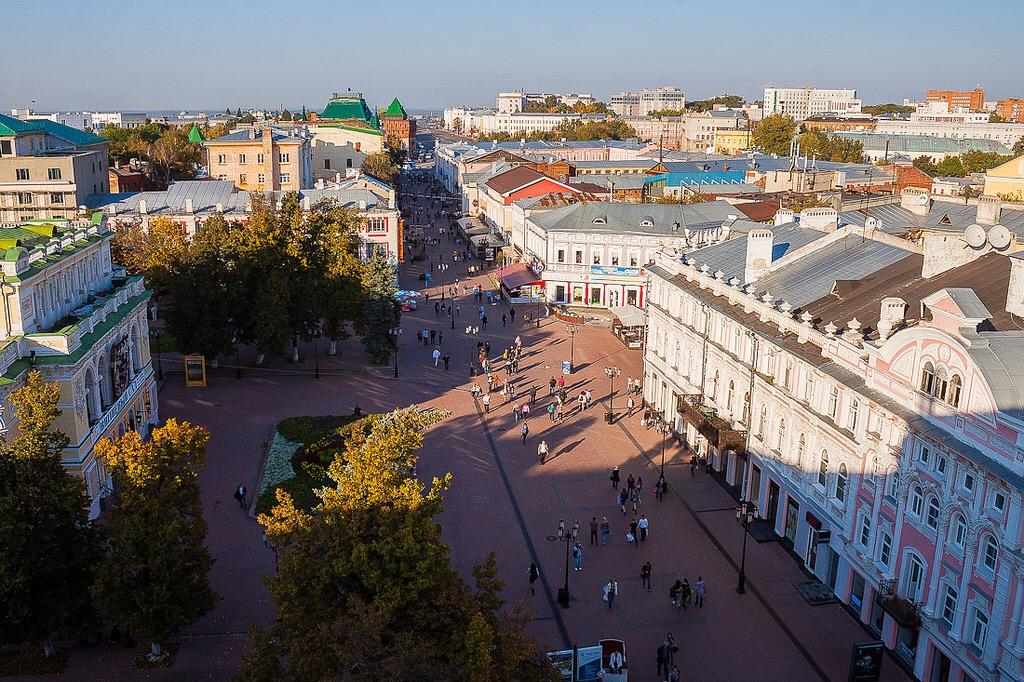 Как изменится главная улица города фото