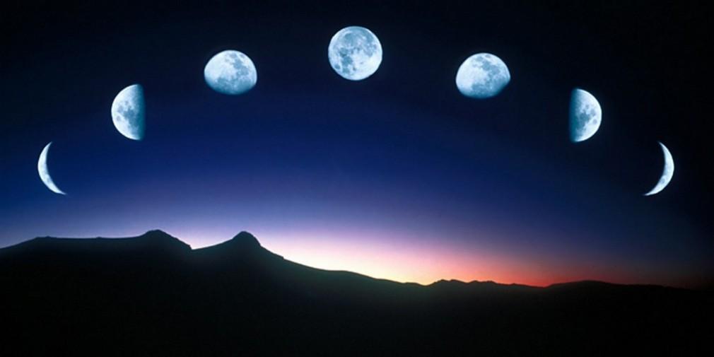 Как меняются лунные фазы в августе будущего года фото