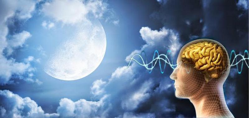 Как ночное светило может повлиять на человека фото