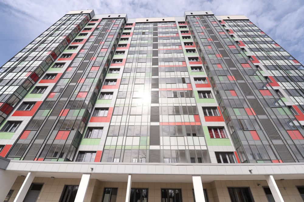 Как происходит выбор адреса и самой квартиры фото