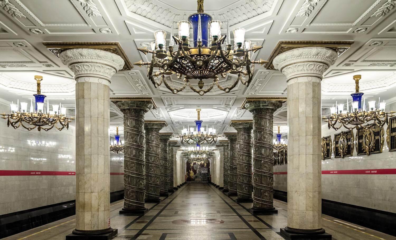 Карта метро Санкт-Петербурга в 2019 году новые станции фото