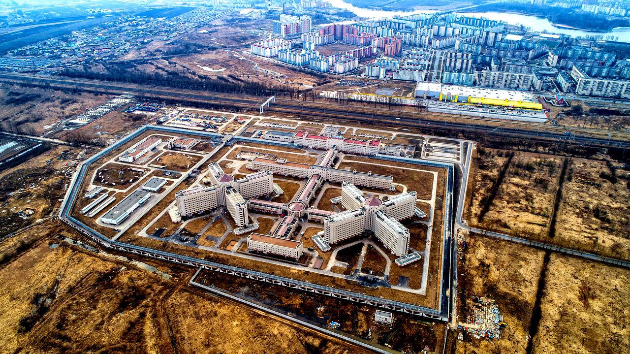 Новая тюрьма Кресты заработает в 2019 году фото