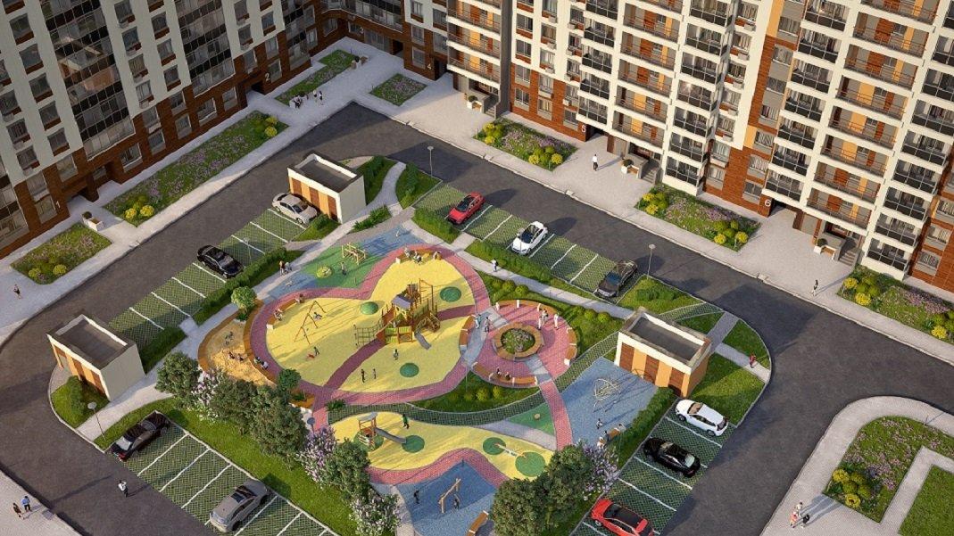 Основная идея жилого комплекса фото