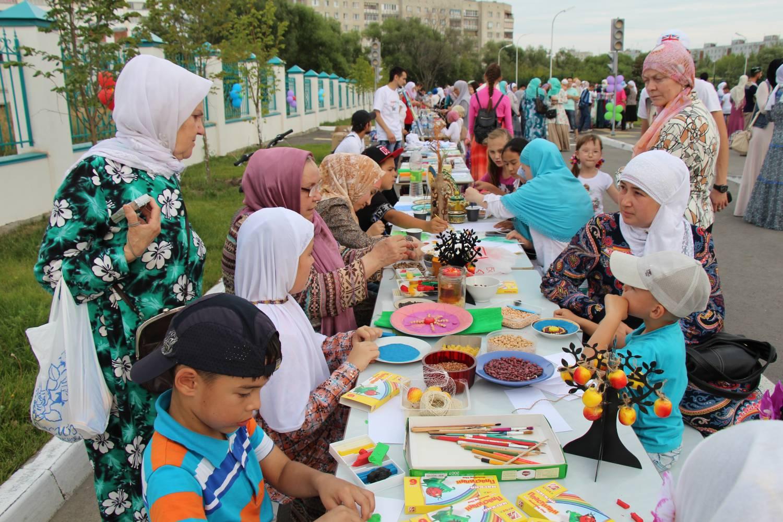 Особенности празднования мусульманских праздников фото
