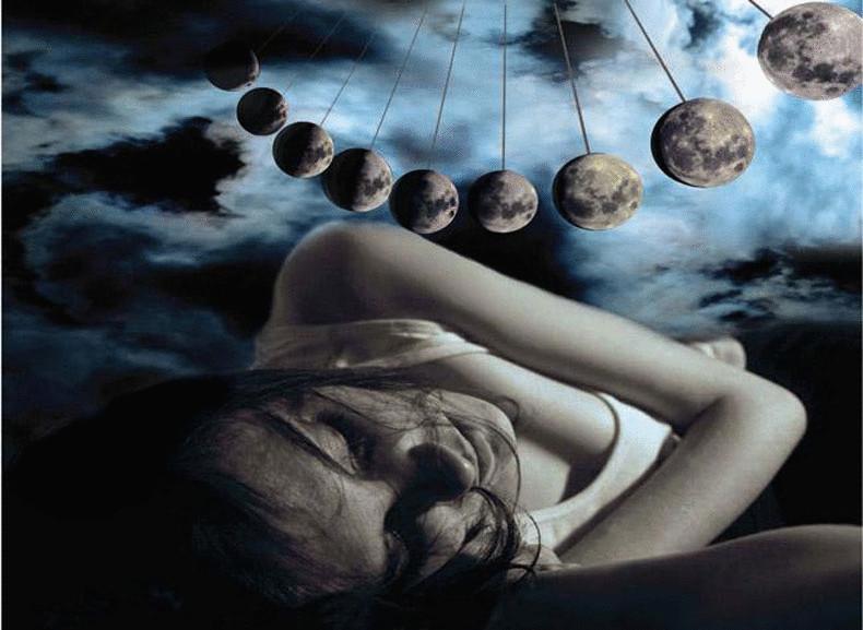Особенности влияния Луны на человека фото