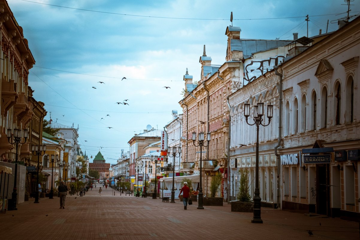 Цель проекта и выбор жителей Нижнего Новгорода фото