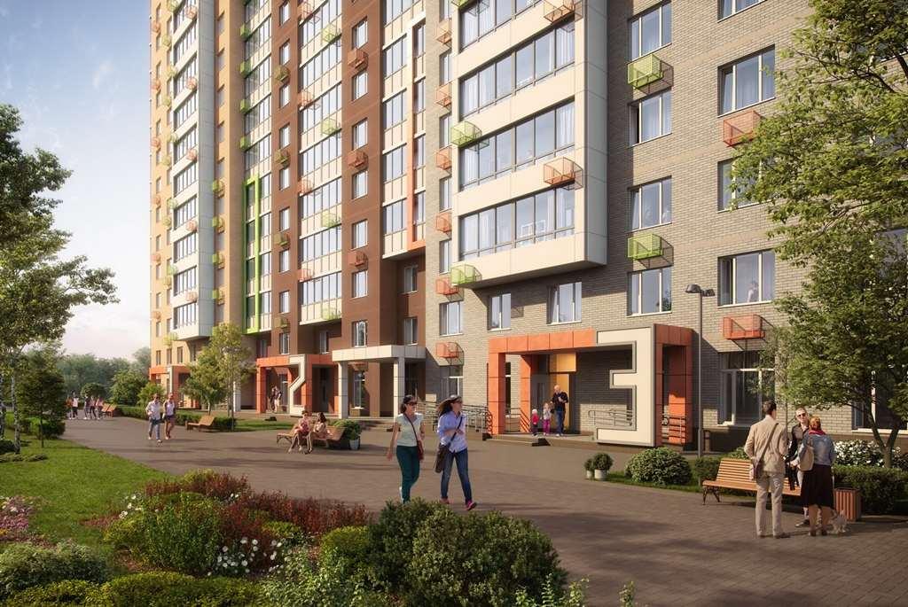 Цены на квартиры в ЖК Химки фото
