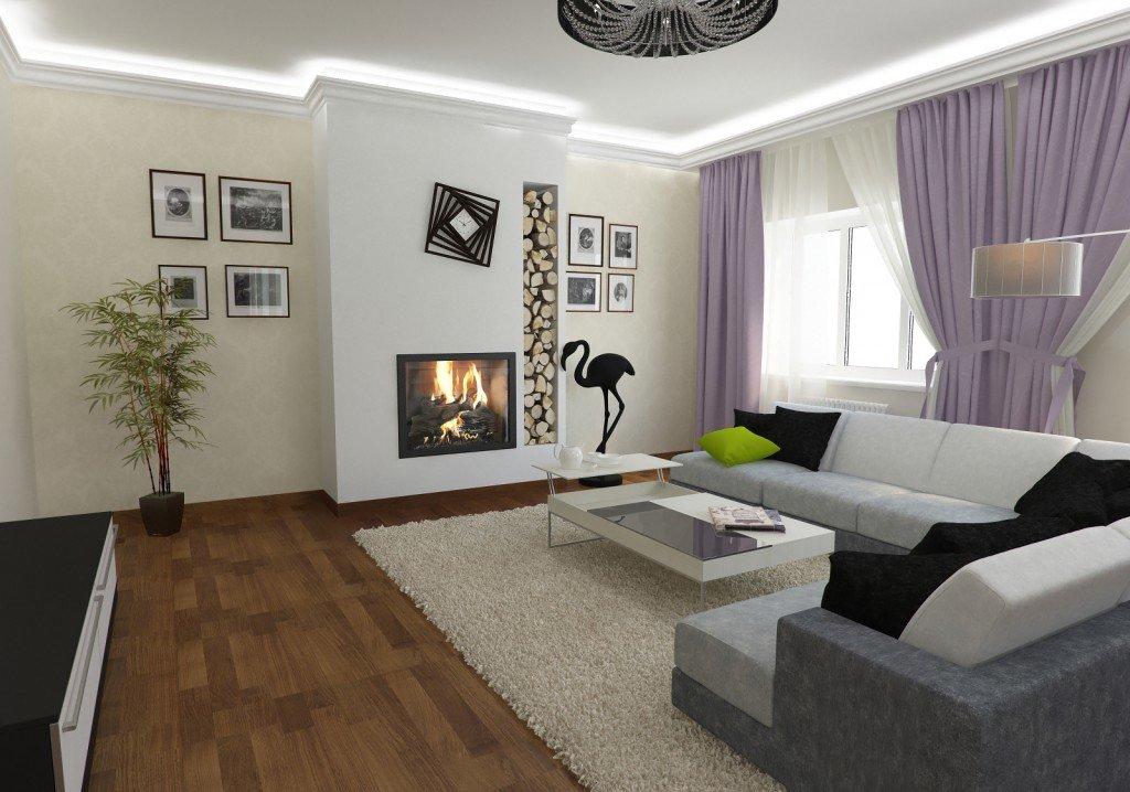 Как правильно обустроить маленькую гостиную – рассказывает Mobilicasa