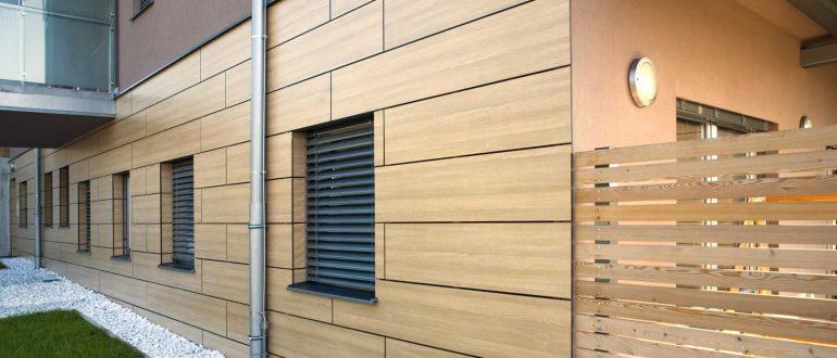 Как происходит подборка материалов для фасада