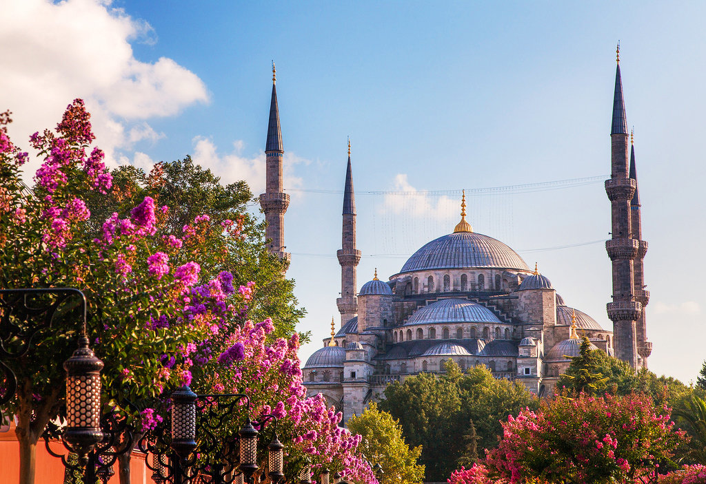 ТОП-4 достопримечательностей Стамбула