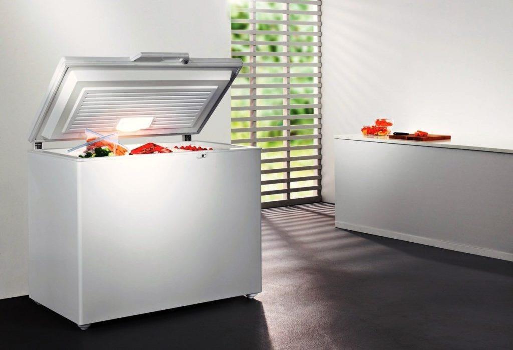 Виды и характеристики морозильных камер для дома