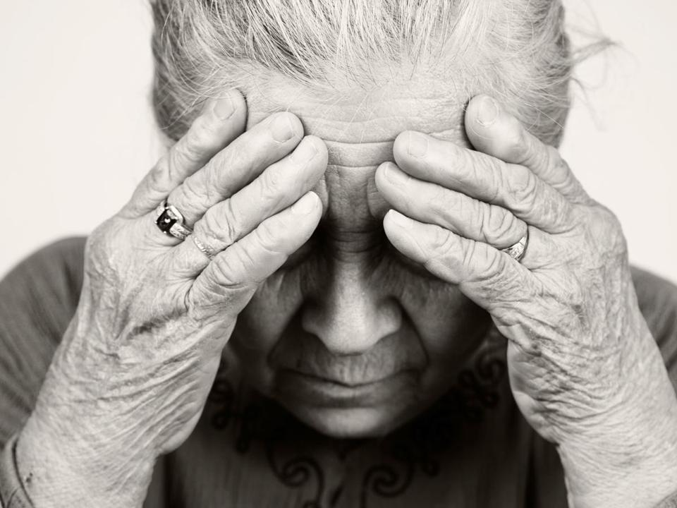 Память пожилых людей