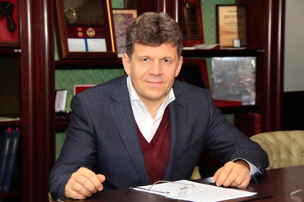 Карьера и благотворительная деятельность Руслана Евгеньевича Горюхина